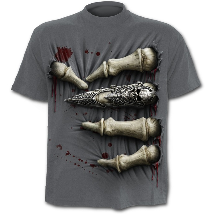 tričko pánské SPIRAL - Death Grip