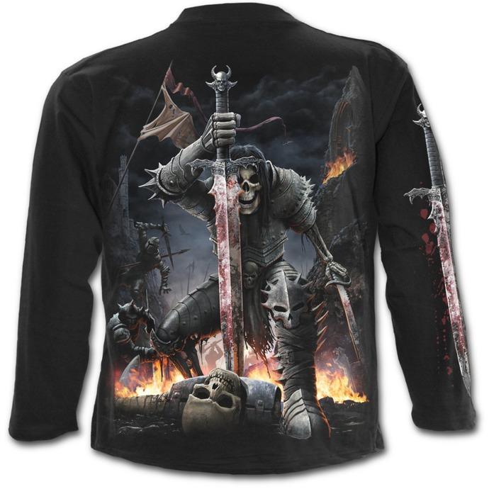 tričko pánské s dlouhým rukávem SPIRAL - Spirit Of The Sword