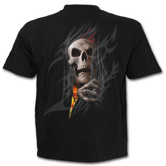 tričko pánské SPIRAL - Death Re-Ripped