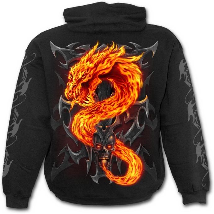 mikina pánská SPIRAL - Fire Dragon