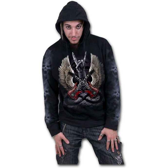 mikina pánská SPIRAL - Rock 4Ever