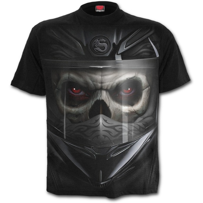 tričko pánské SPIRAL - Demon Biker