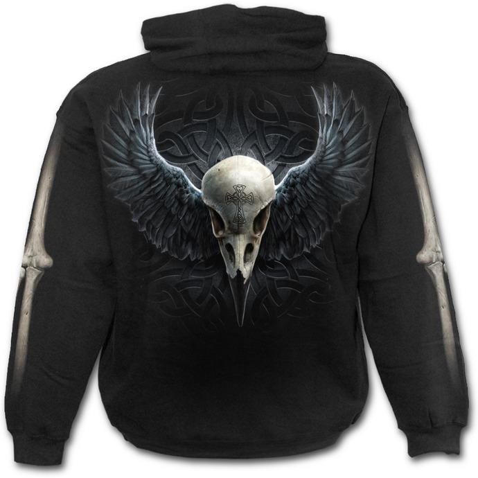 mikina pánská SPIRAL - Raven Cage