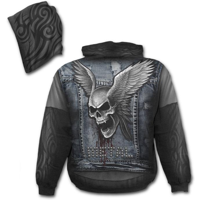mikina pánská SPIRAL - Thrash Metal