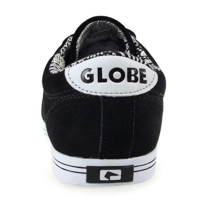 boty pánské GLOBE - Lighthouse - Slim - Black/White/Tribal