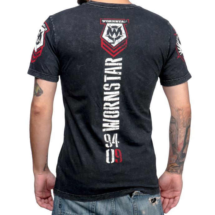 tričko pánské WORNSTAR - Immortals Eagle - Black