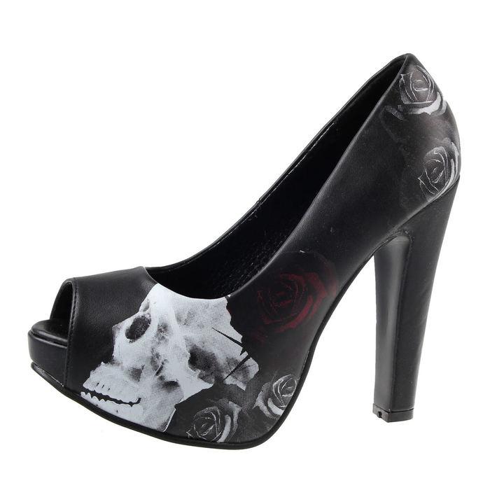 boty (střevíce) dámské METAL MULISHA - MYSTERIOUS PUMP