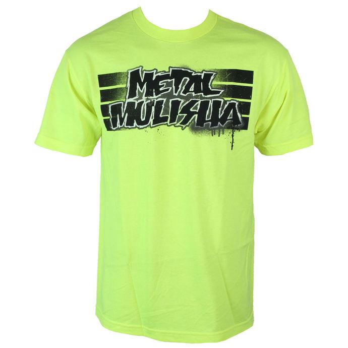 tričko pánské METAL MULISHA - COST