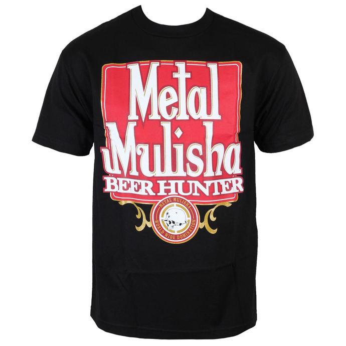 tričko pánské METAL MULISHA - BEER HUNTER