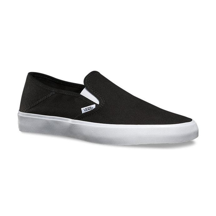 boty VANS - Slip-On SF - Black/White