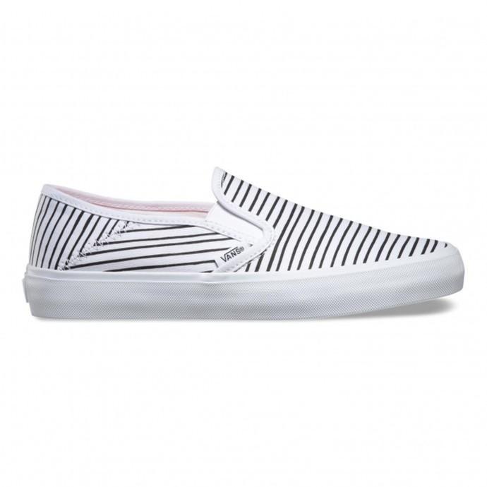 boty dámské VANS - Slip-On SF - Just Stripes
