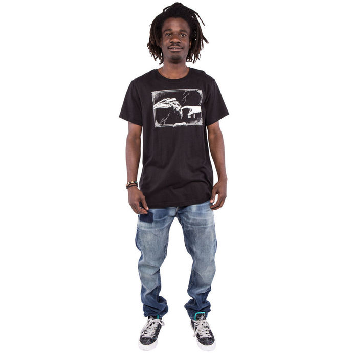 tričko pánské IRON FIST - Enlightenment - Black