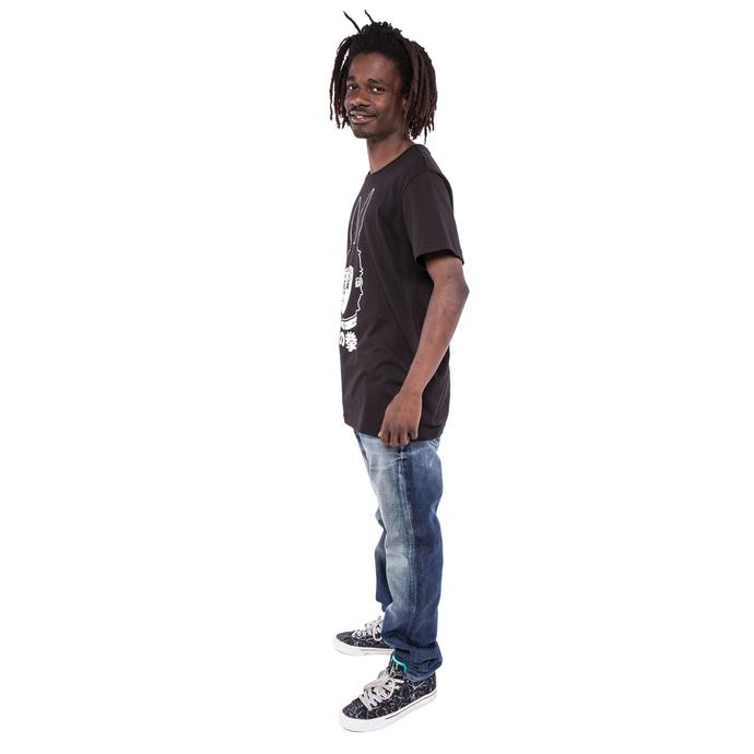 tričko pánské IRON FIST - Gogo-Gorilla - Black