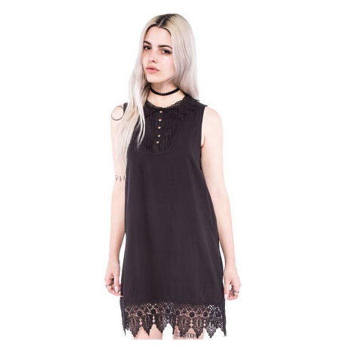 šaty dámské IRON FIST - Waits - Black