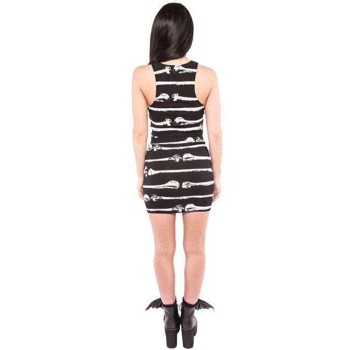 sukně dámská IRON FIST - Bone Me - Black