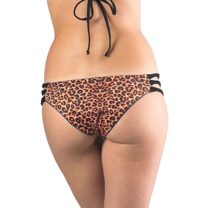 plavky dámské SULLEN - Mandala - Leopard