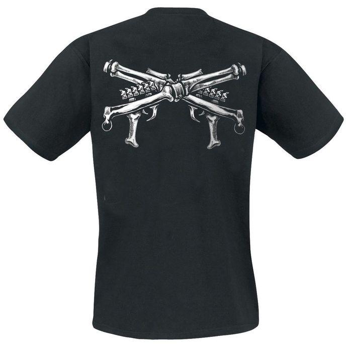 tričko pánské HEARTLESS - Skull Trooper - Black