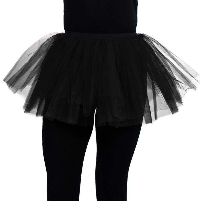 sukně dámská POIZEN INDUSTRIES - Cor Tutu- Black