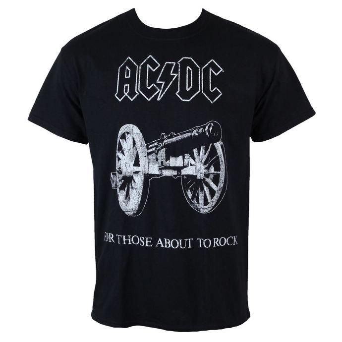 tričko pánské AC/DC - For Those About To Rock - RAZAMATAZ