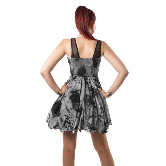 šaty dámské POIZEN INDUSTRIES - Vera - Black/Grey