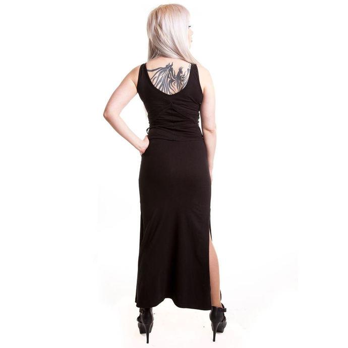 šaty dámské HEARTLESS - Night Vision - Black