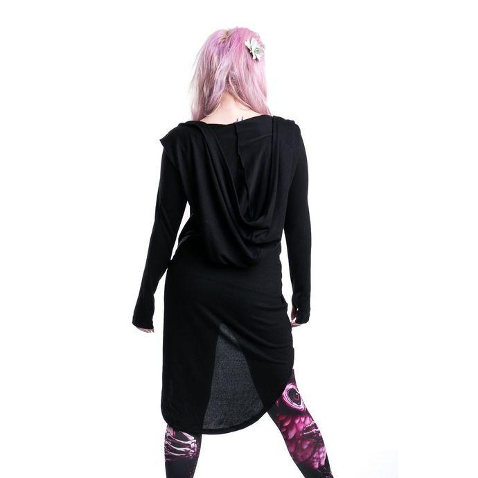 svetr dámský VIXXSIN - Vent Cardigan - Black