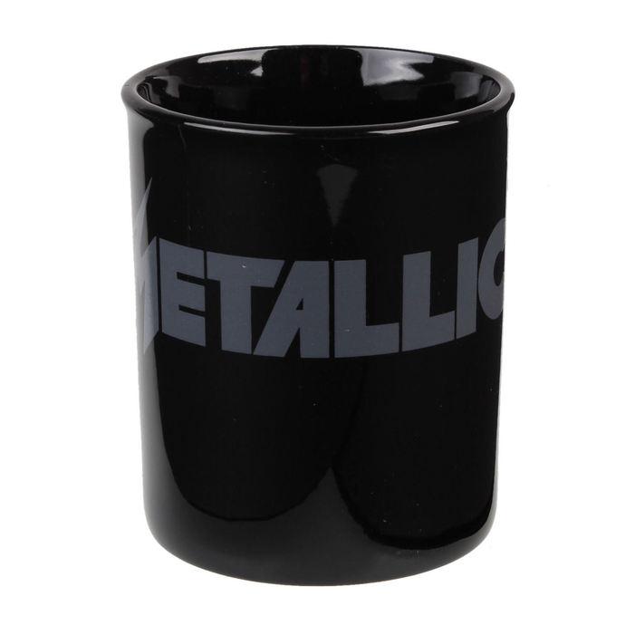 hrnek Metallica - Logo - Grey