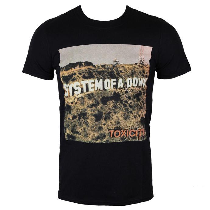 tričko pánské System Of A Down - Toxicity - ROCK OFF