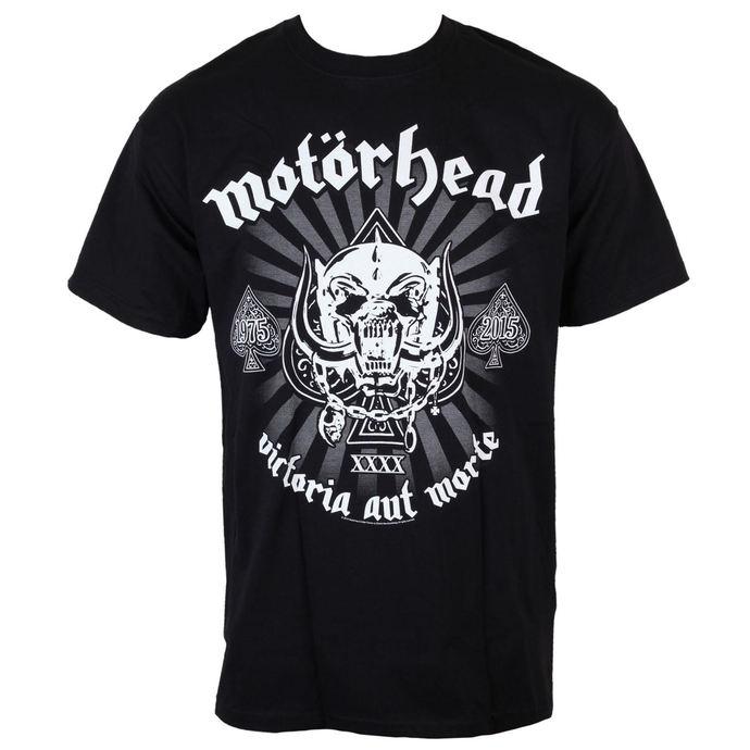 tričko pánské Motörhead - Victoria Aut Morte - ROCK OFF