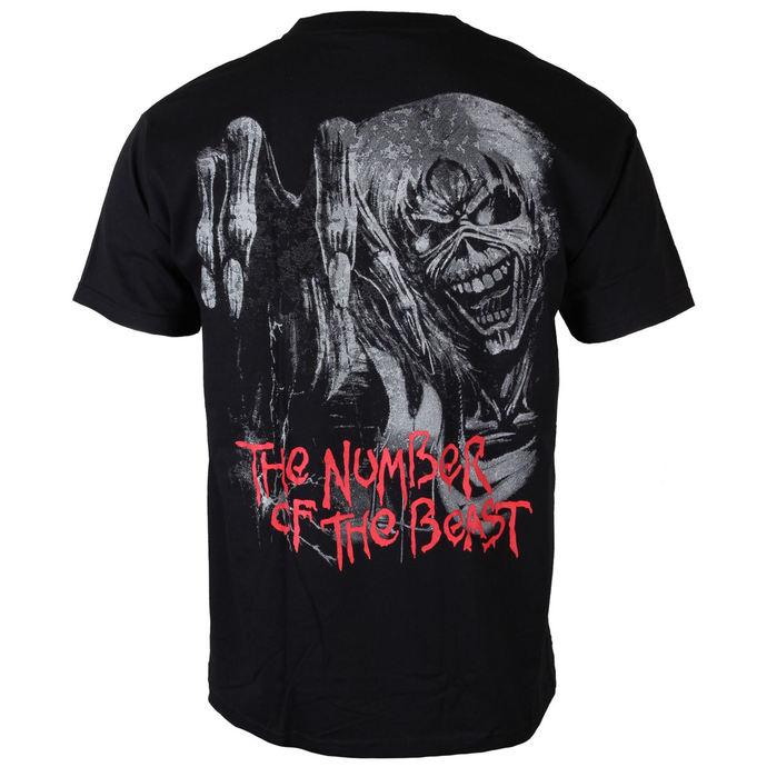 tričko pánské Iron Maiden - NOTB Jumbo - BLK - ROCK OFF