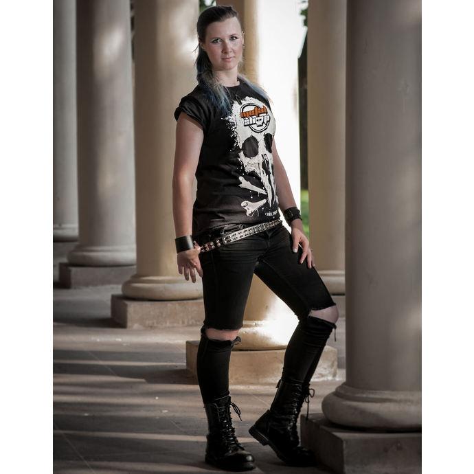 tričko dámské Metalshop - Black