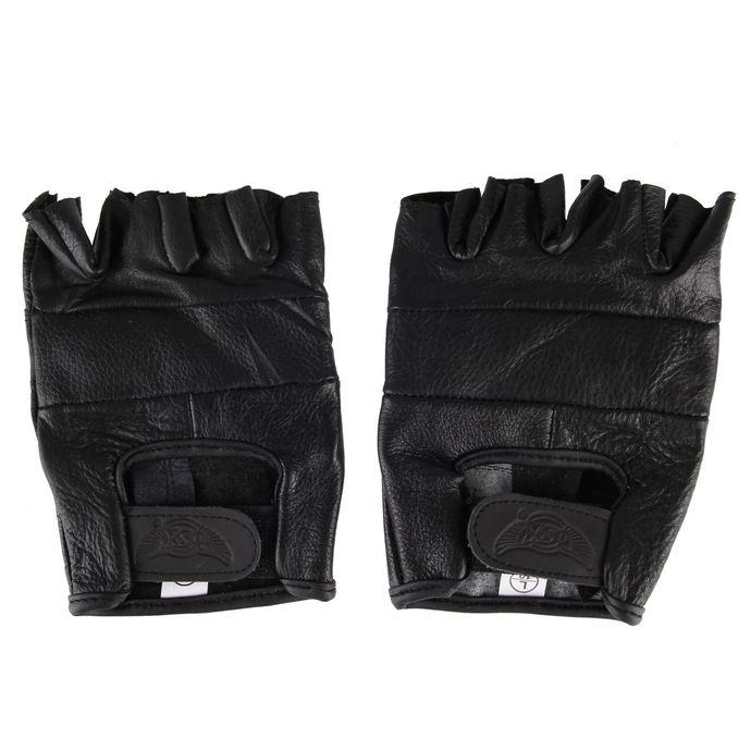 rukavice kožené OSX - GLOVE/PANTHER