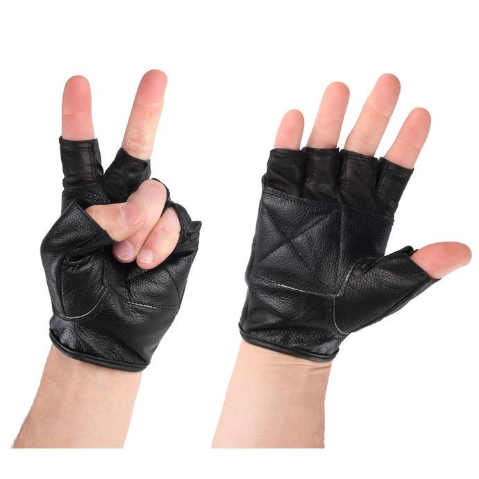 rukavice kožené OSX - DEMON