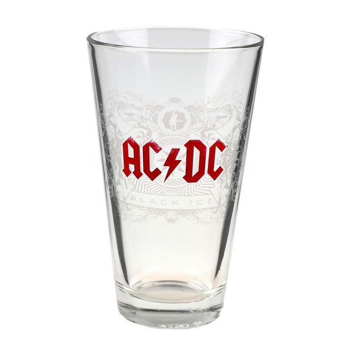 sklenice AC/DC - F.B.I.