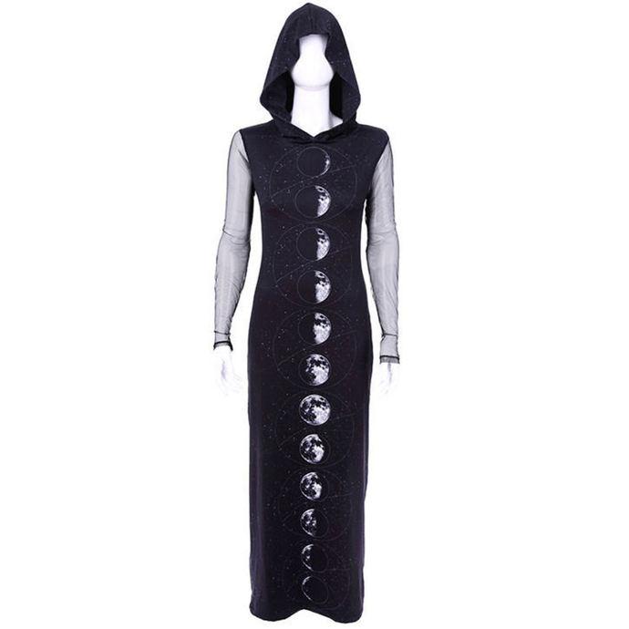 šaty dámské RESTYLE - Moon Phases