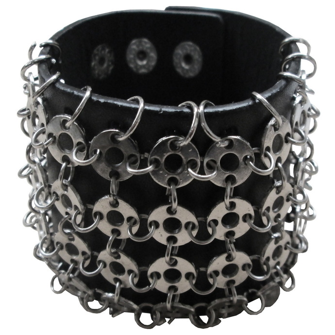 náramek DEAD THREADS - Metal Studs