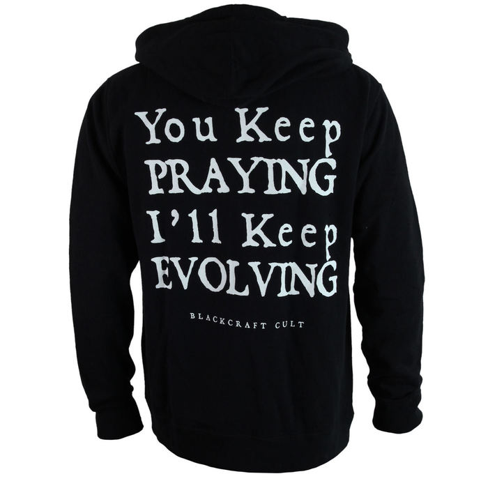 mikina pánská BLACK CRAFT - Keep Evolving
