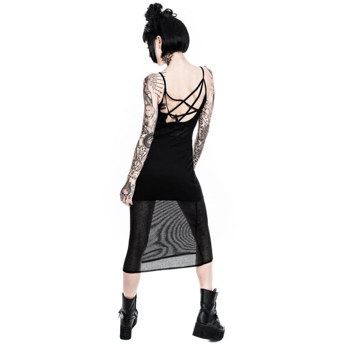 šaty dámské KILLSTAR - Dome Play Fifi Fux