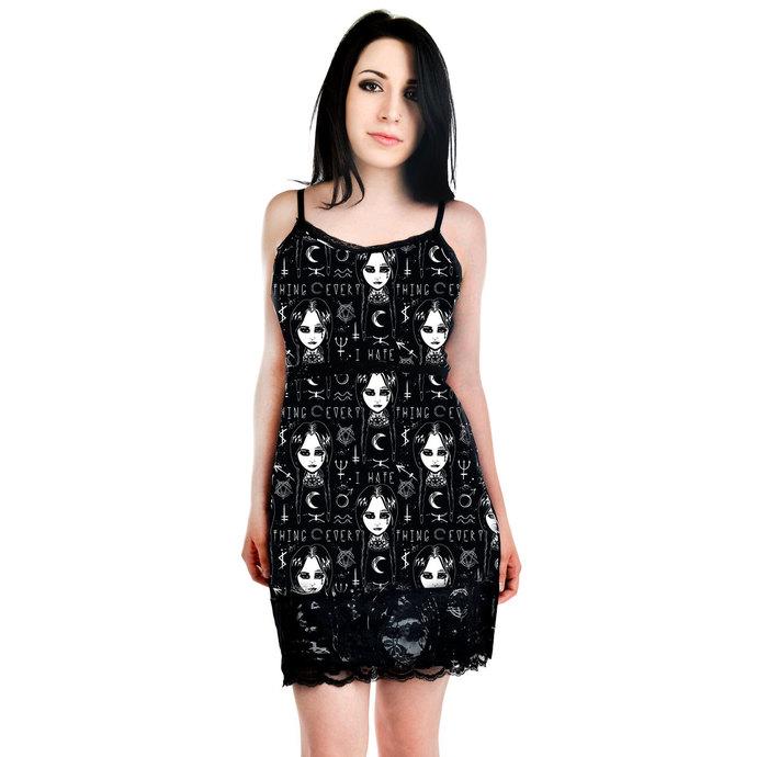 šaty dámské TOO FAST - I HATE EVERYTHING