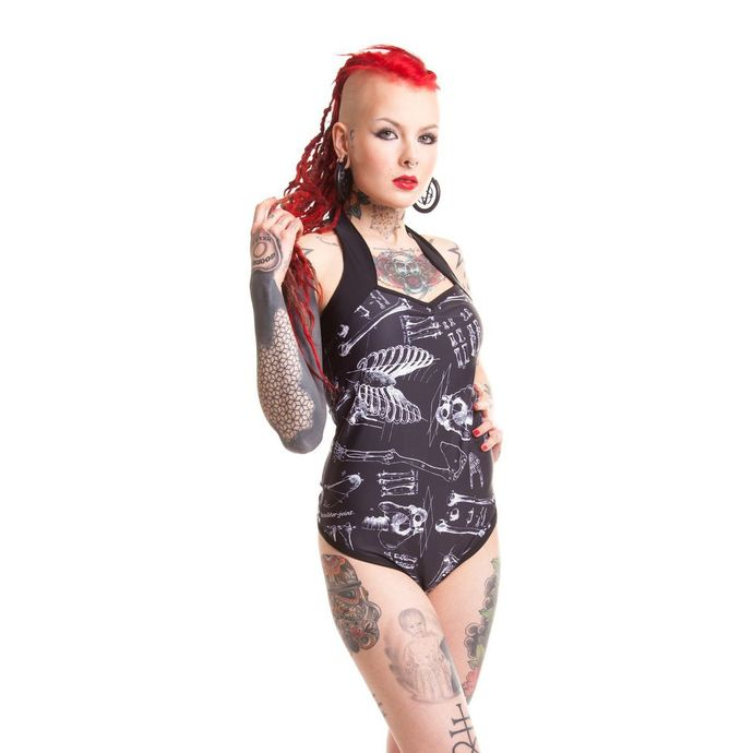 plavky dámské VIXXSIN - Anatomy - Black