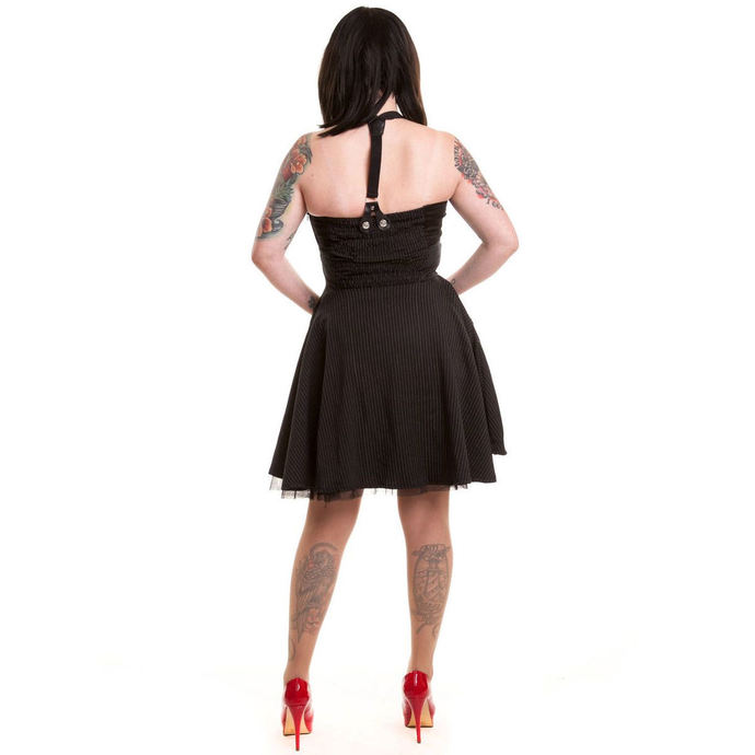 šaty dámské ROCKABELLA - Lilith - Black