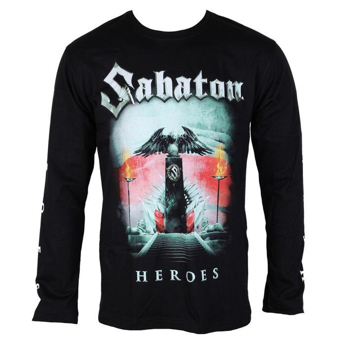 tričko pánské s dlouhým rukávem Sabaton - Heroes Poland - CARTON