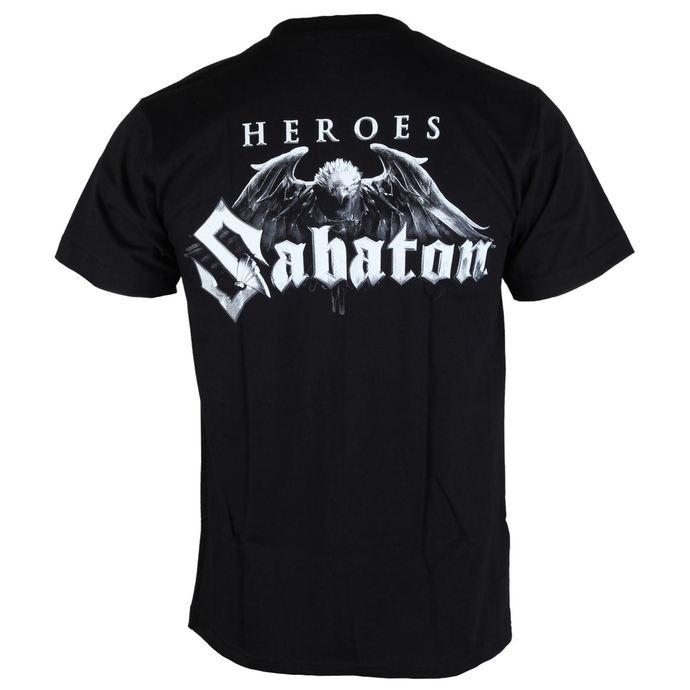 tričko pánské Sabaton - Heroes Poland - CARTON
