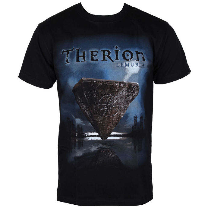 tričko pánské Therion - Lemuria - CARTON