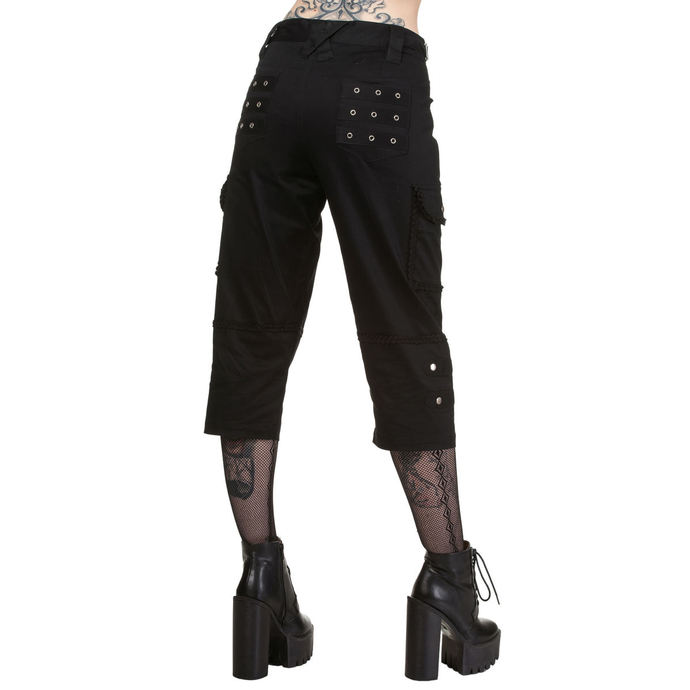 kalhoty dámské 3/4 DEAD THREADS