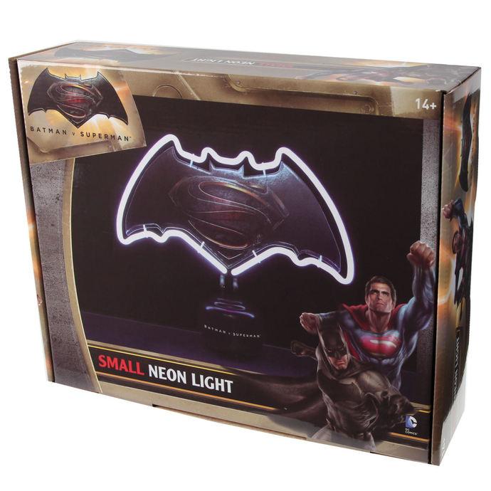 lampa Batman Vs Superman - Logo