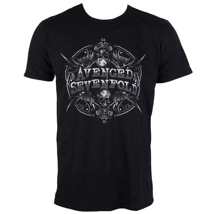 tričko pánské Avenged Sevenfold - Reflections - ROCK OFF