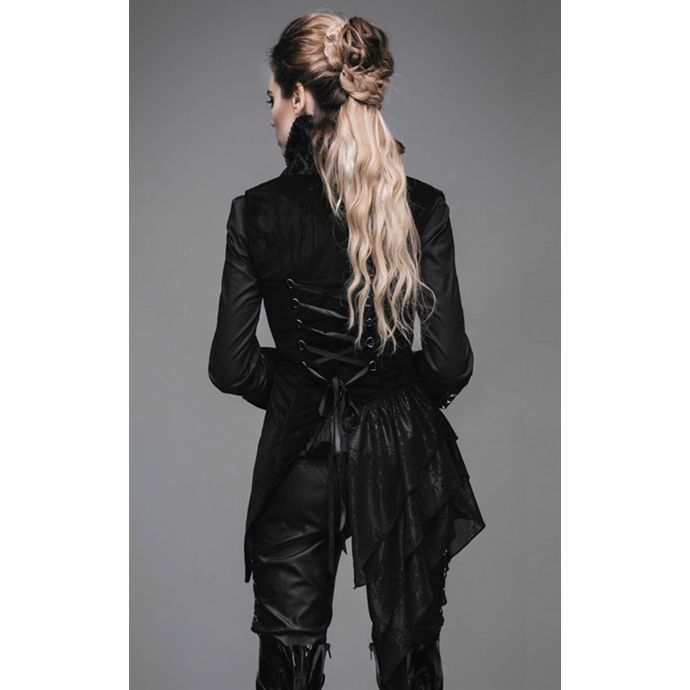 vesta dámská DEVIL FASHION - Gothic Rowena