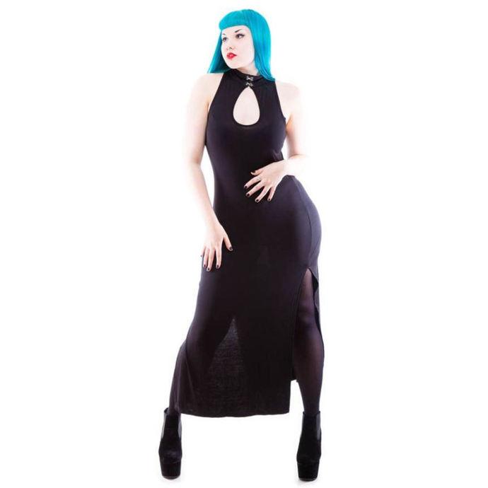 šaty dámské NECESSARY EVIL - Gothic Taio