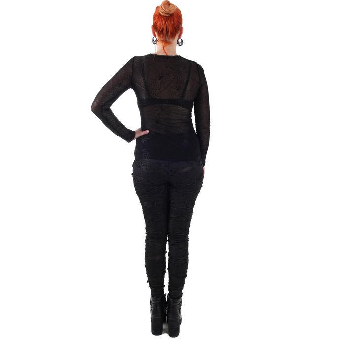 kalhoty dámské (legíny) Devil Fashion - Gothic Radella